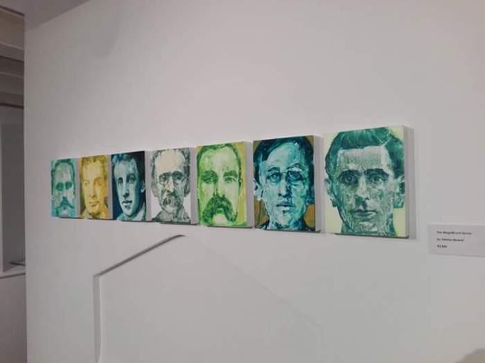 Glebe Gallery opening 2016